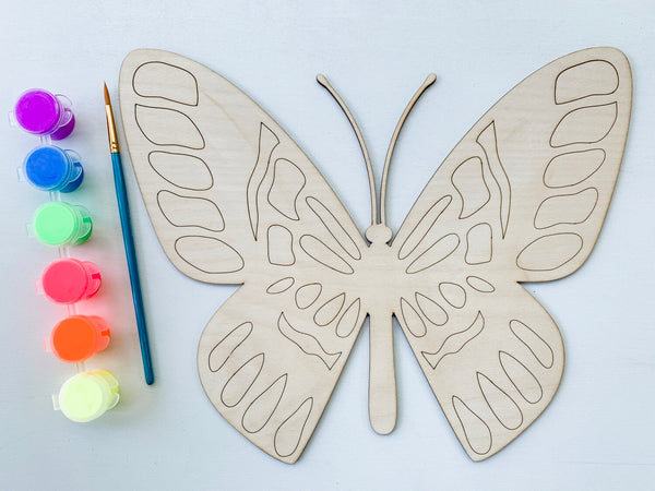 Ophelia Butterfly, DIY Kit