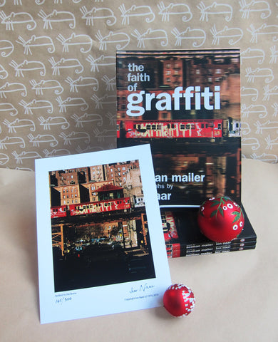 Faith of Graffiti + Original Jon Naar Print -- 35% off
