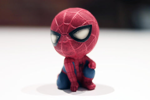 Spider Man Coin Bank small