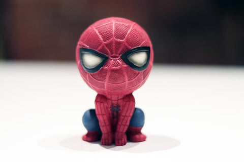 Spiderman Coin Bank---small