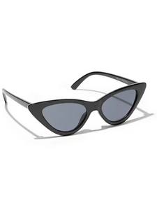 Cat Eye Black Glasses