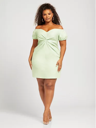 Ophelia Knot Front Dress