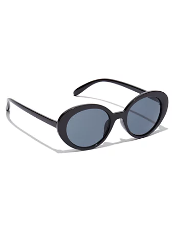 Round Soft Cat Eye Sunglasses