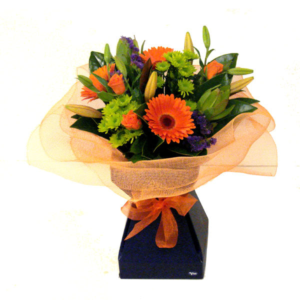 Hot Orange Bouquet