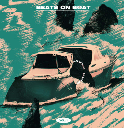 BEATS ON BOAT VOL. 1 | DOUBLE LP | LIM. AUF 400