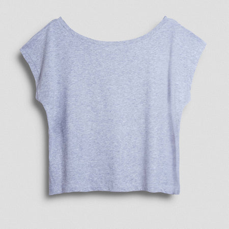 DLTLLY | LADY SHIRT | GRAU