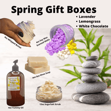 Load image into Gallery viewer, Lemongrass Spring Gift Boxes