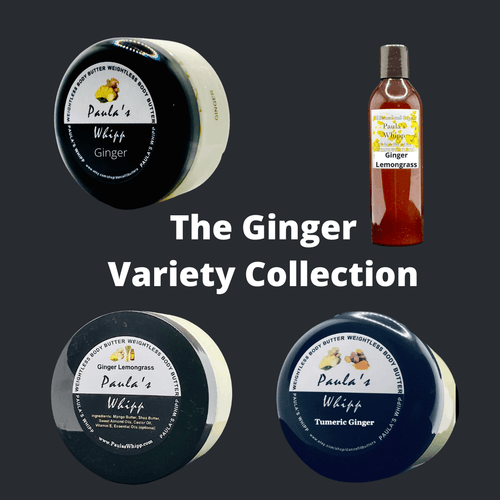 The Ginger Variety Collection Box