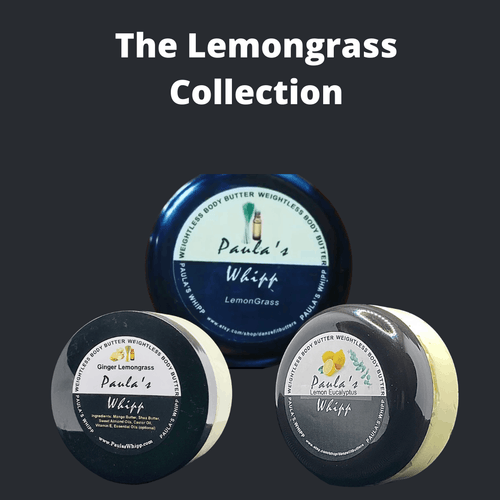 The Lemongrass Butters Collection Box