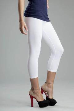 Svelte Basic Capri in White