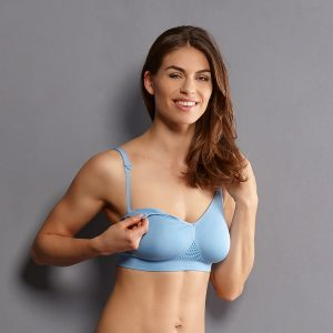 Anita Seamless Nuring Bra 5096 Power Blue