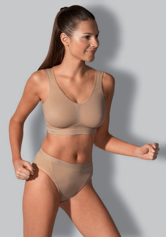 Anita Skin Colour Wire Free Sports Bra