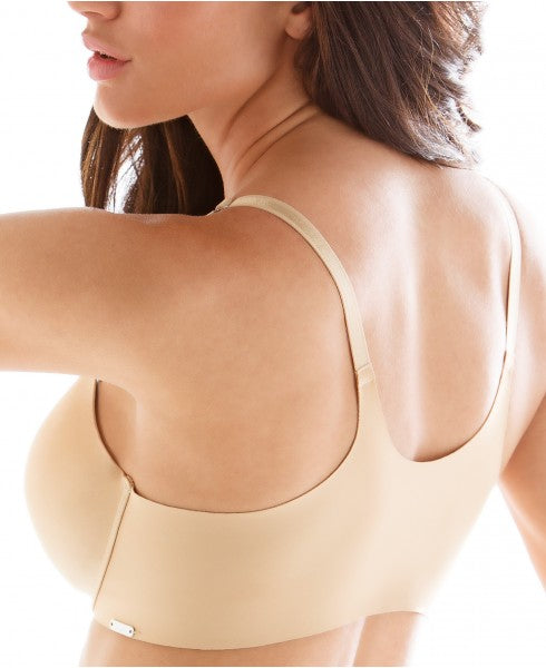 MONTELLE 9328 ULTIMATE BACK SMOOTHING BRA IN NUDE