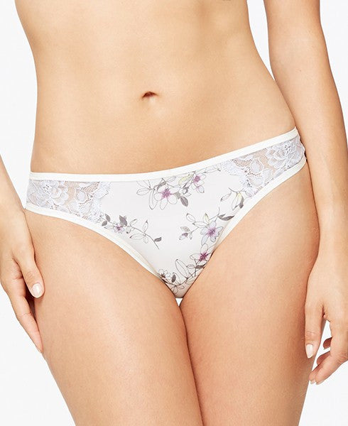 Montelle 9183 Thong in Floral Print