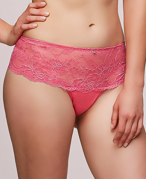 Montelle Cheeky Thong in Coral