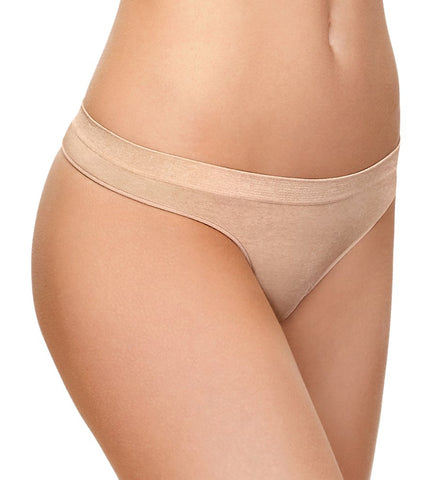 b.tempt'd 976255 Thong in Heather Nude