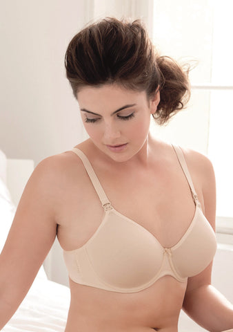 Anita 5059 Wired Nursing Bra in Nude