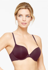MONTELLE 9316 ALLURE LIGHT PUSH-UP BRA IN FIG