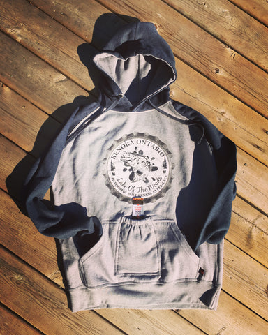Lake Of The Woods Beer Hoodie