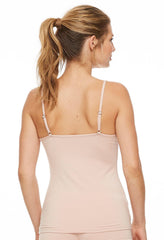 MONTELLE BODYBLISS BREEZE COLLECTION CAMISOLE IN SEASHELL