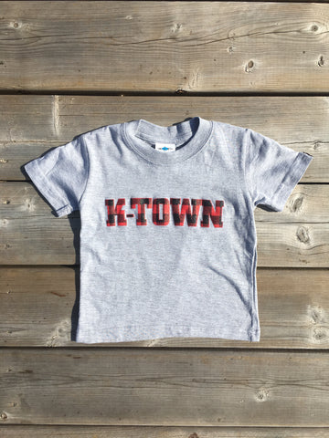 Youth KTOWN Grey T-Shirt