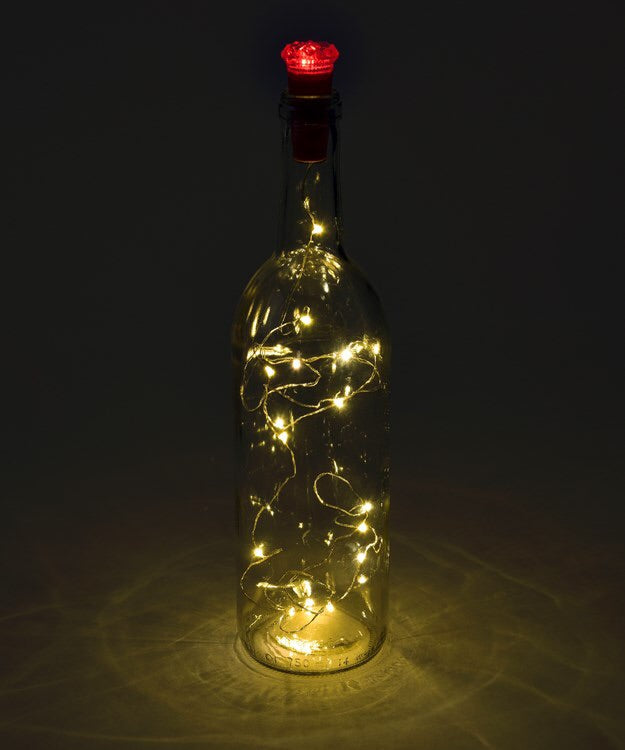 LED Cork Light