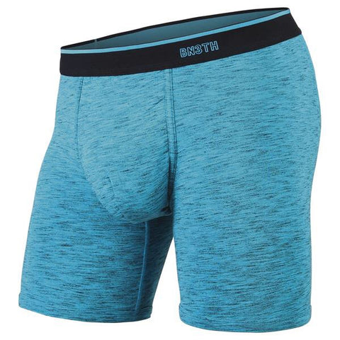BN3TH Classic Boxer Brief in Heather Teal