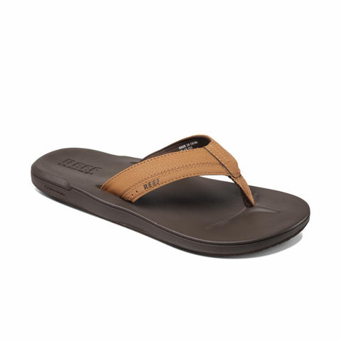 REEF MEN'S CONTOURED CUSHION BROWN