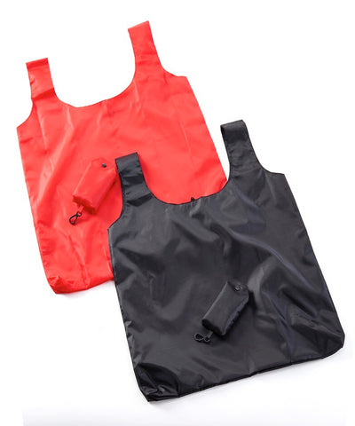 COLLAPSIBLE SHOPPING TOTE
