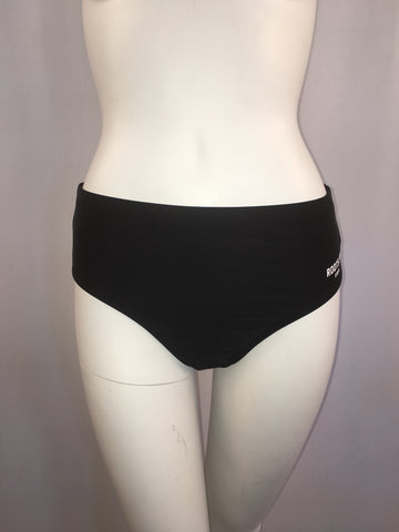 Roots Swimwear Black Bikini Bottom