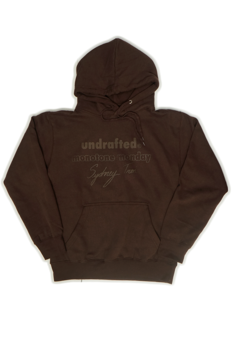Undrafted X Monotone Monday by Sydney Troi