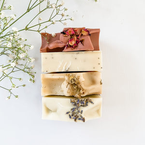 Luxe Oil Artisan Soap Bundle
