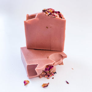 Load image into Gallery viewer, Rose Clay Soap Bar