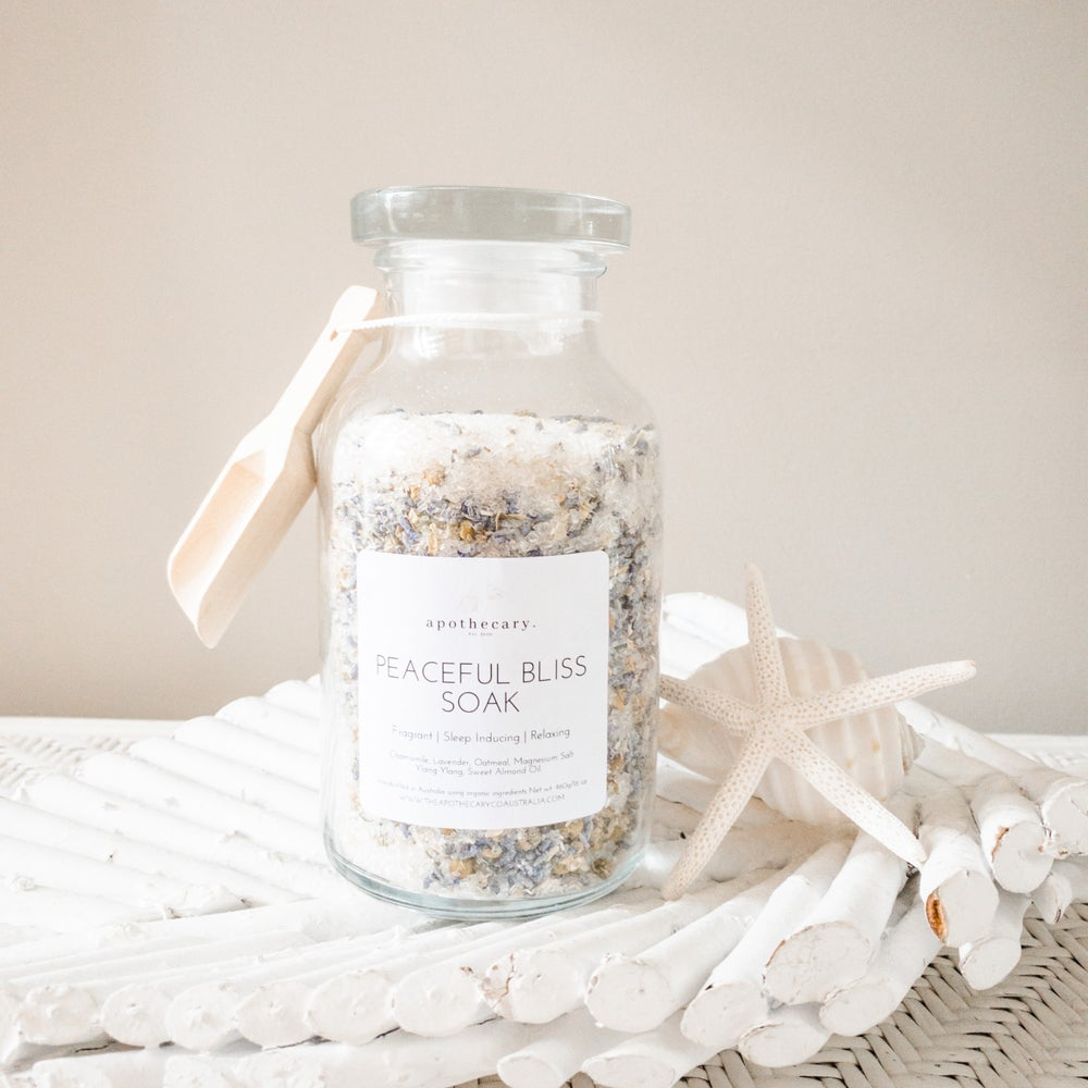Load image into Gallery viewer, Peaceful Bliss Bath Soak