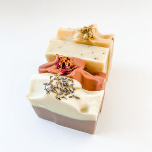 Orange & Poppyseed Soap Bar