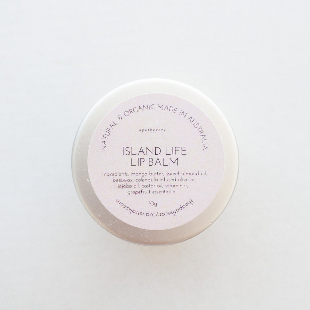 Load image into Gallery viewer, Island Life Lip Balm