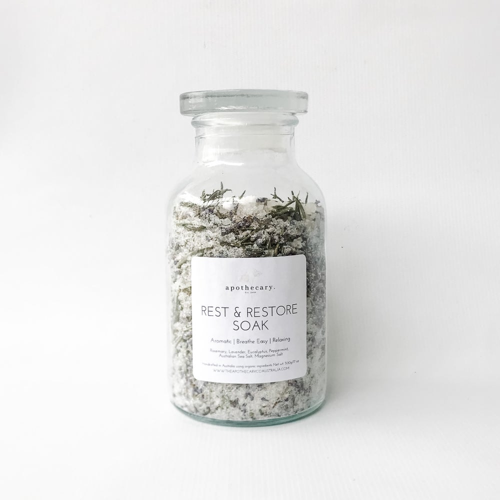 Rest & Restore Bath Soak