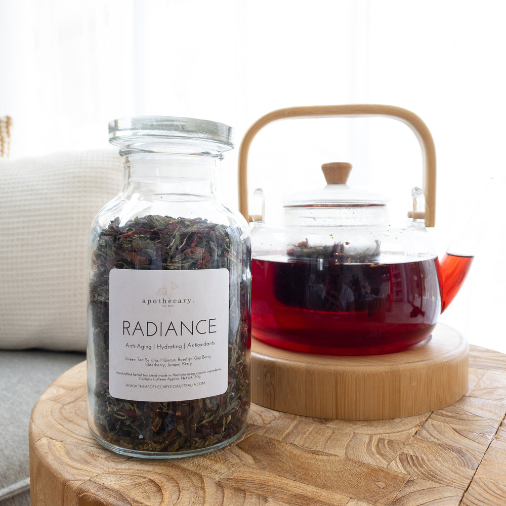Radiance Green Tea