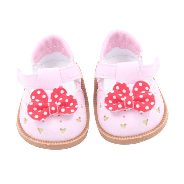 Cute Doll Shoes Toy 1/3 BJD