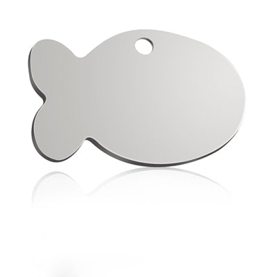Cat dog ID tag