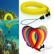 Waterproof Camera Float Universal Floating Strap for Underwater Camera Waterproof Pouch Case GoPro Nikon Canon Sony Pentax