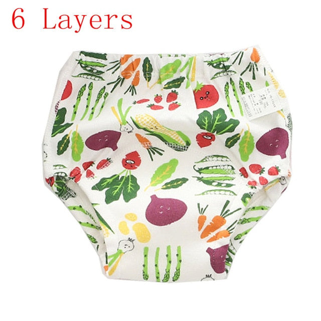 Underwear for Boys and Girls Diapers