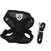 Cat Dog Adjustable Harness Vest