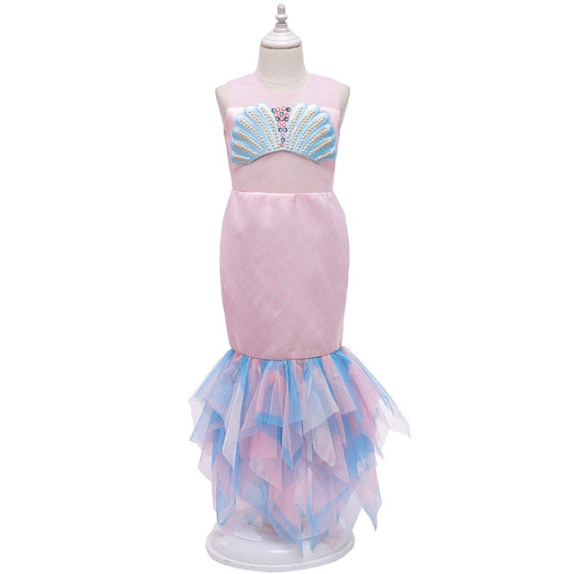 Children Halloween Dresses Christmas Party Clothing