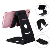NEW Universal Adjustable Mobile Phone Holder for iPhone Huawei Xiaomi Plastic Phone Stand Desk Tablet Folding Stand Desktop