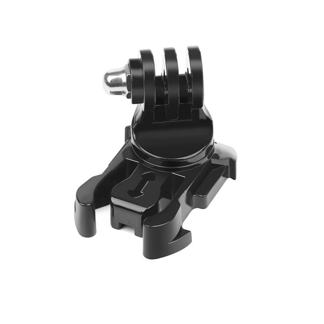 SHOOT 360 Degree Rotate J-Hook Buckle Base Vertical Surface Mount Adapter for GoPro Hero 9 8 7 Xiaomi Yi Sjcam Sj4000 Accessory