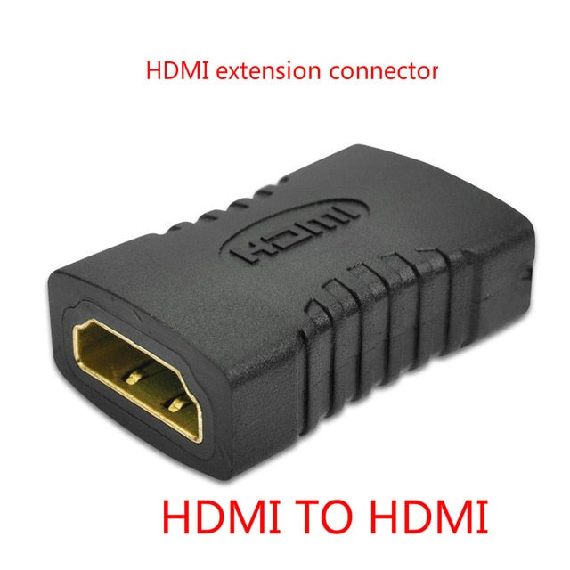 New 1PC 1080P HDMI to VGA Adapter Digital to Analog Converter Cable For Xbox PS4 PC Laptop TV Box to Projector Displayer HDTV