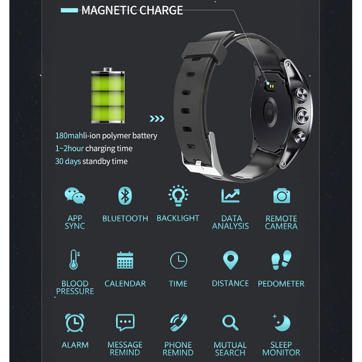 MNWT New SW002 Smart Watch IP67 Waterproof Pedometer Outdoor Sports Heart Rate Monitor Smartwatch For IOS And Android