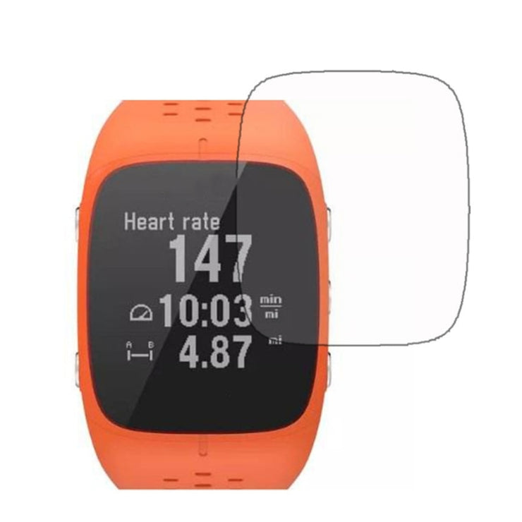 3X Clear LCD Screen Protector Guard Cover Film For Polar M430 Sport Smart Watch JUN-12A