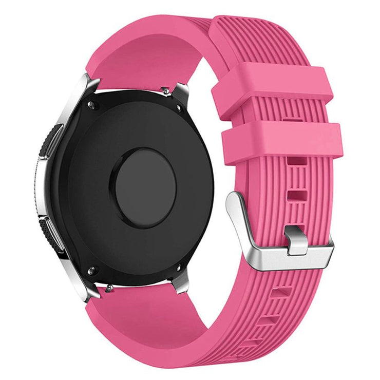 Silicone Wrist Band Strap for samsung Watch 46mm SM-R800 Smart watch Gear S3 Frontier Silicone Bracelet watchband
